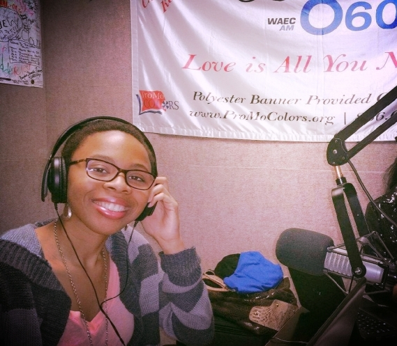 A Guest on Love 860 AM Inspirational Talk Radio!