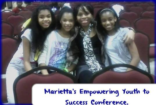 Empowering Youth to Success Conference!