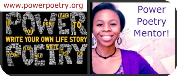 A poetry mentor for youth poets in the U.S. and other countries!